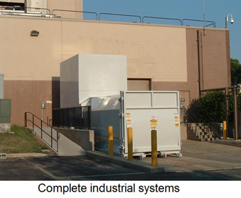 complete industrial systems