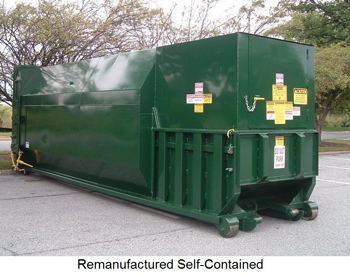 Remanufactured Self Contained